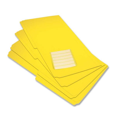 VLB Top Tab File Folder Legal 12PK