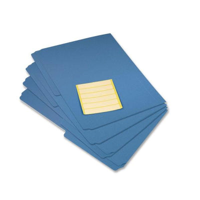 VLB Top Tab File Folder Letter 12PK