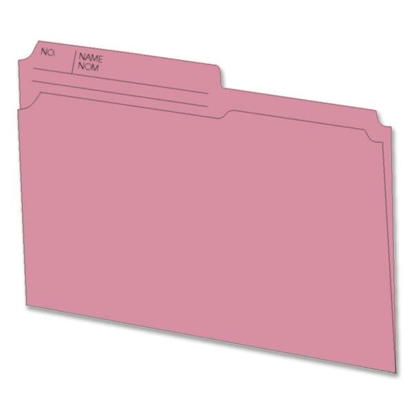 Hilroy Colored Letter Size File Folder 100PK