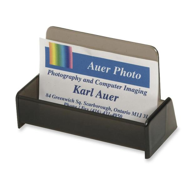 Acme United Desktop Business Card Holder