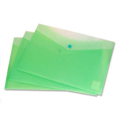VLB Frosted Poly Envelope