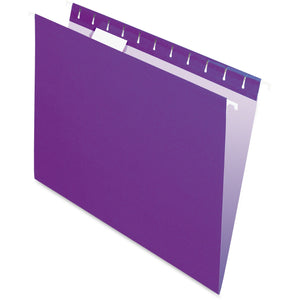 Pendaflex Oxford Colored Hanging File Folder