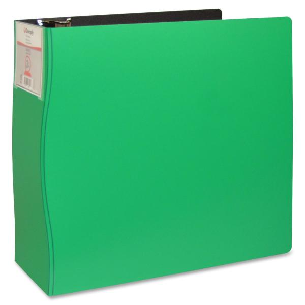 VLB Duraply Poly D Ring Presentation Binder 3""