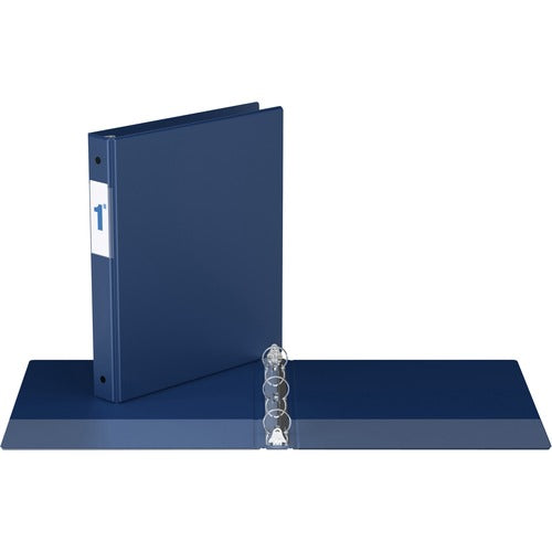"Davis Round Ring Commercial Binder - 1"" - Royal Blue"