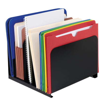 MMF 5 Compartment Vertical Organizers