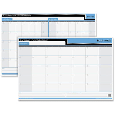 Quartet 30 60 Day Laminated Planner 2 x 3
