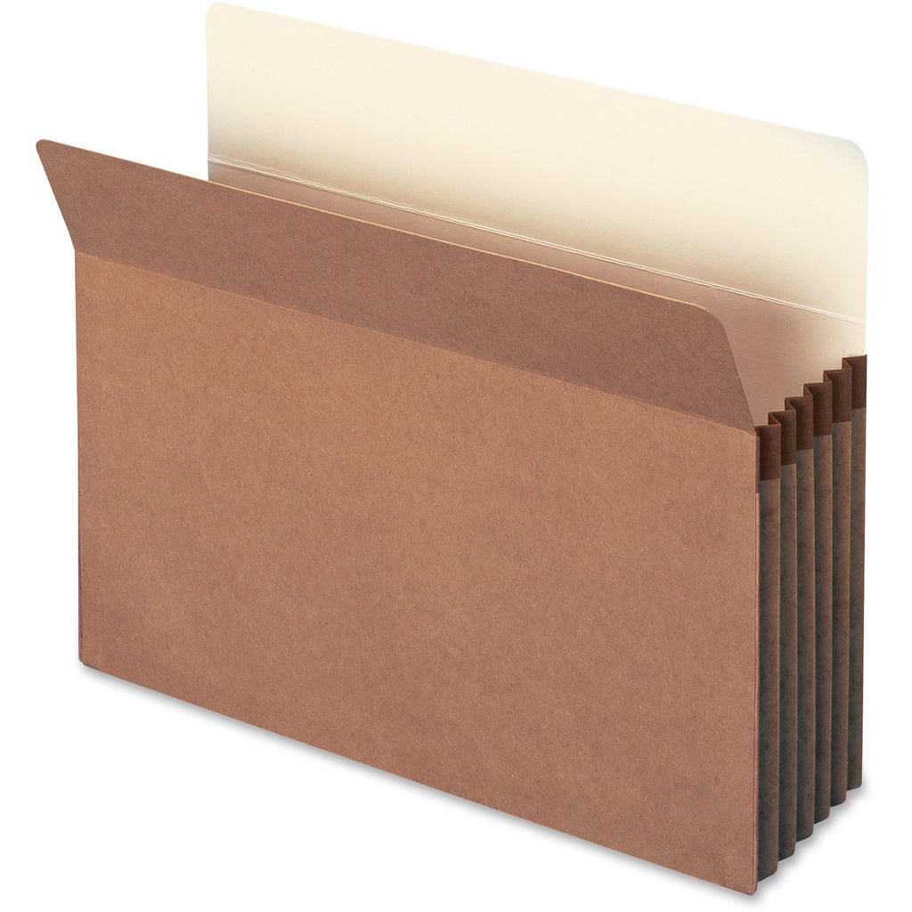 Smead 100pct Recycled Expanding File Pocket