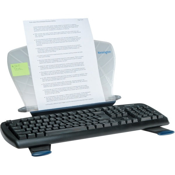 Kensington Insight SmartFit In Line Copyholder