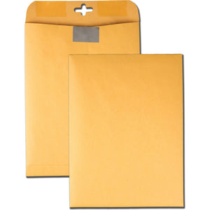 Quality Park Resealable Redi Tac Clasp Envelopes 9x12