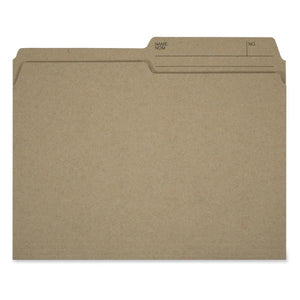 Hilroy Colored Top Tab File Folder Legal 100PK