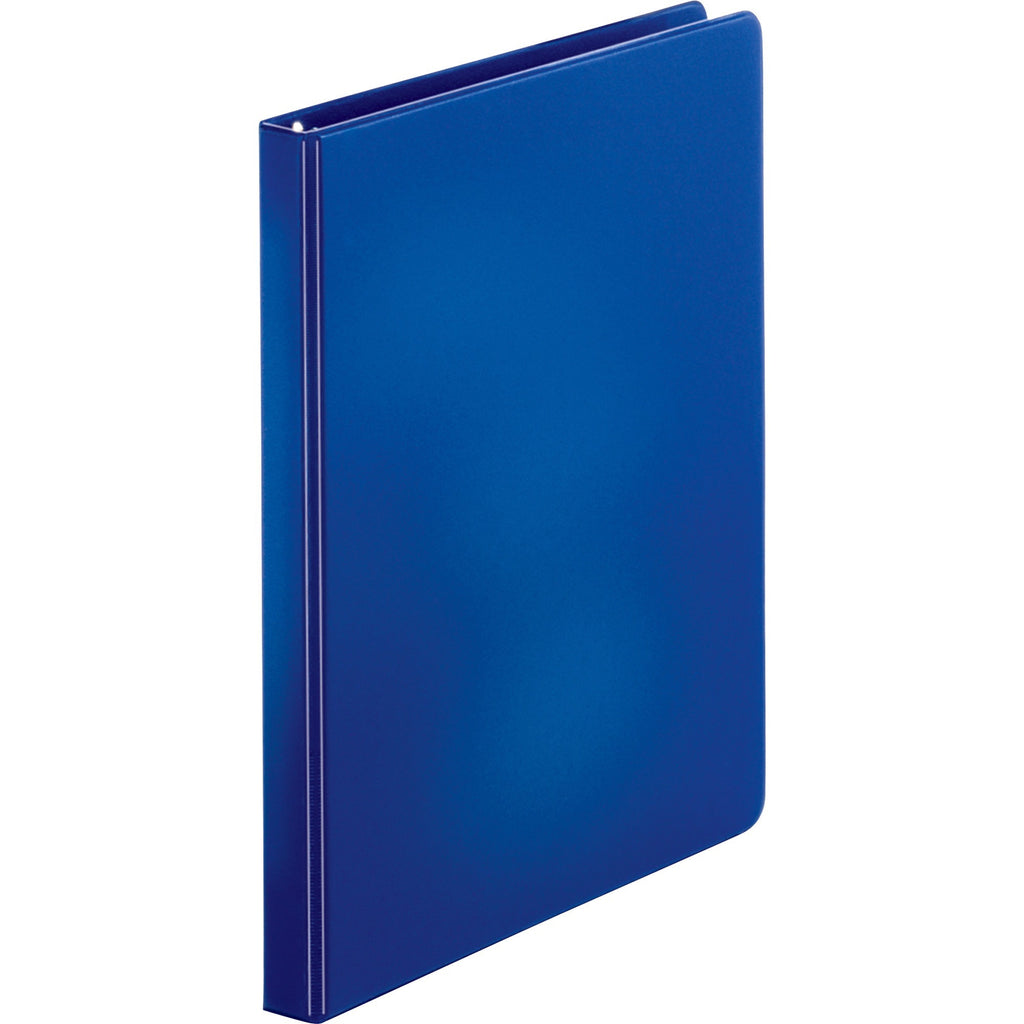 "Business Source Basic Round Ring Binders - 1/2"" Binder Capacity"