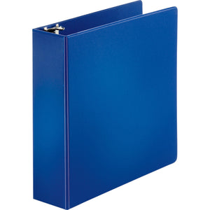 Business Source Basic Round Ring Binders 3""