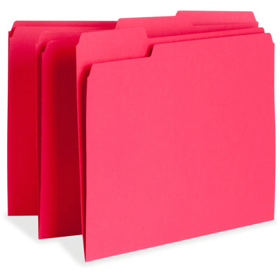 Business Source Color coding Top tab File Folders Letter Size