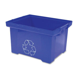 Storex Recycling Container