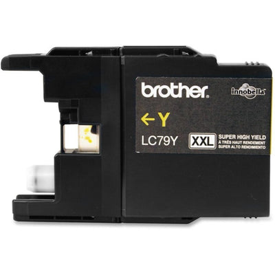 Brother LC 79 YS Ink Cartridge - Inkjet - 1200 Pages - 1 Each