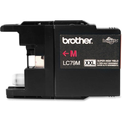 Brother LC 79 MS Ink Cartridge - Inkjet - 1200 Pages - 1 Each
