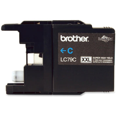 Brother LC 79 CS Ink Cartridge - Inkjet - 1200 Pages - 1 Each