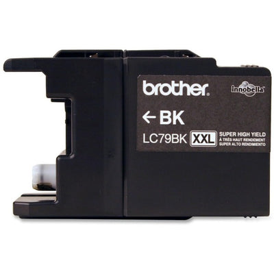 Brother LC 79 BKS Ink Cartridge - Inkjet - 2400 Pages - 1 Each