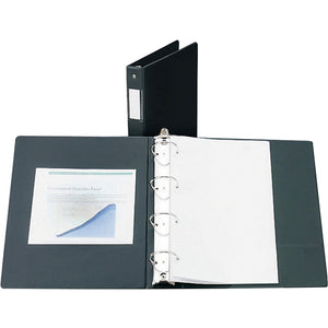Wilson Jones 4 Round Ring Heavy duty Binder