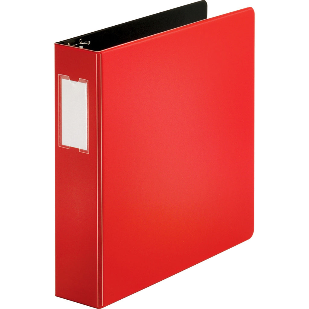 "Business Source Slanted D ring Binders  2"" Binder Capacity"