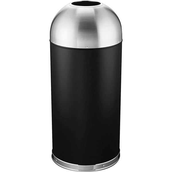 Genuine Joe 15 Gallon Dome Top Trash Receptacle