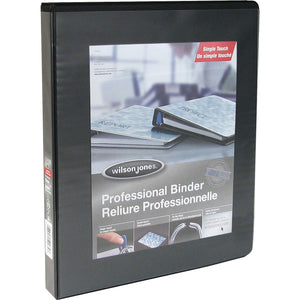 Wilson Jones ENVI Professional Round Ring Customizer Binder