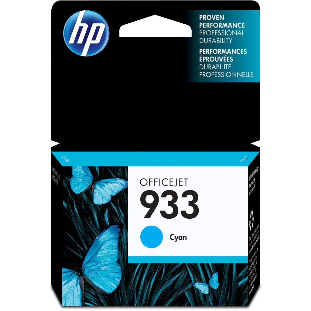 HP 933 Ink Cartridge - Single Pack - Inkjet - 1 Each