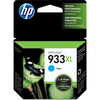 HP 933XL Ink Cartridge - Single Pack - Inkjet - 1 Each