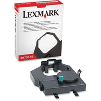 Lexmark Ribbon - Dot Matrix - High Yield - 8 Million Characters - Black - 1 Each
