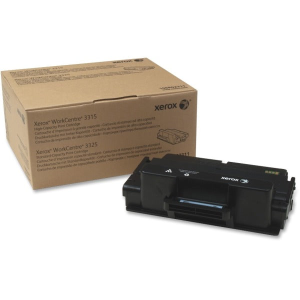 Xerox Toner Cartridge - Laser - 5000 Pages - Black - 1 Each