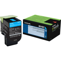 Lexmark Unison 801SC Toner Cartridge