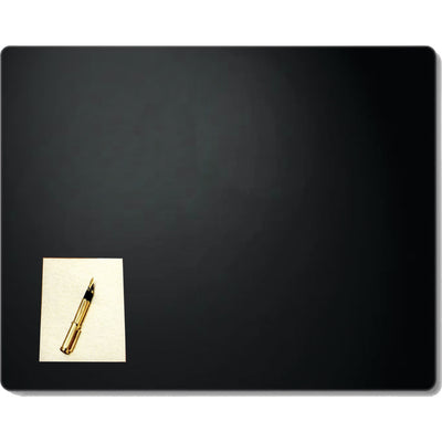 Artistic Plain Leather Desk Pads 19