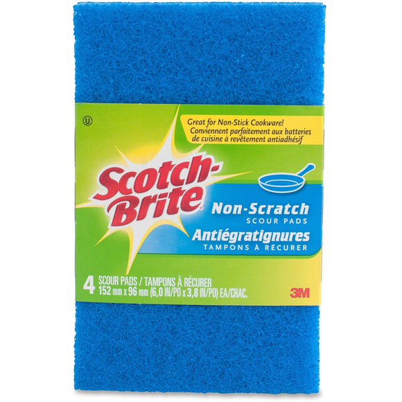 Scotch Brite All purpose No Scratch Scour Pads