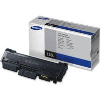 Samsung MLT-D116L Original Toner Cartridge - Laser - 3000 Pages - Black - 1 Each