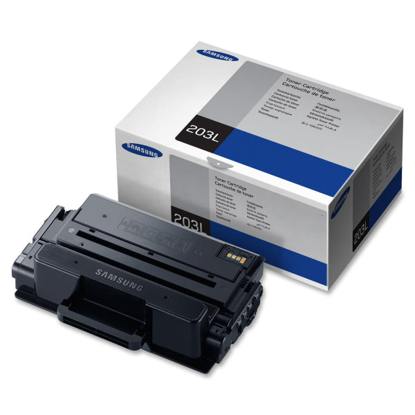 Samsung MLT-D203L Original Toner Cartridge - Laser - 5000 Pages - Black - 1 Each