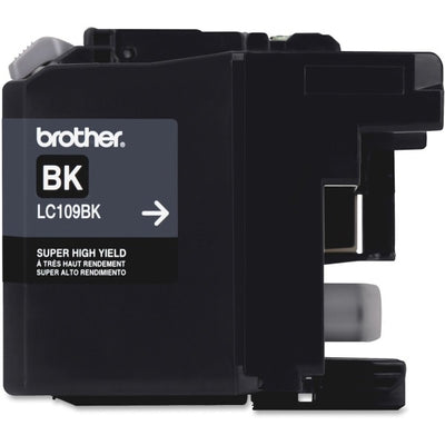 Brother Innobella LC 109 BKS Original Ink Cartridge - Black - Inkjet - Super High Yield - 2400 Pages - 1 Each