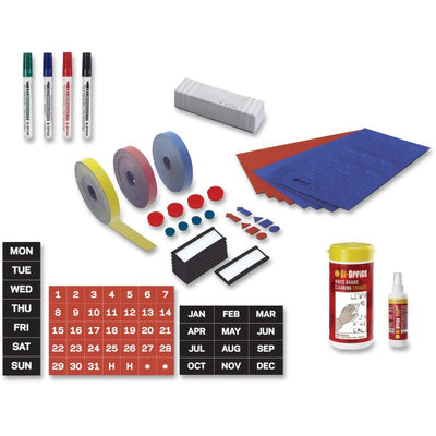 MasterVision MV Prof. Magnetic Board Accessory Kit