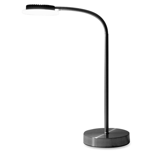 Vision Triton Desk Lamp with 2 USB Ports