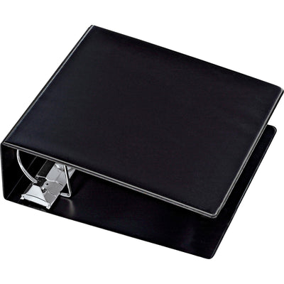 Cardinal Heavy Duty Reference Locking Slant D Ring Binder  6in Black