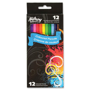 Hilroy Colored Pencil 12PK