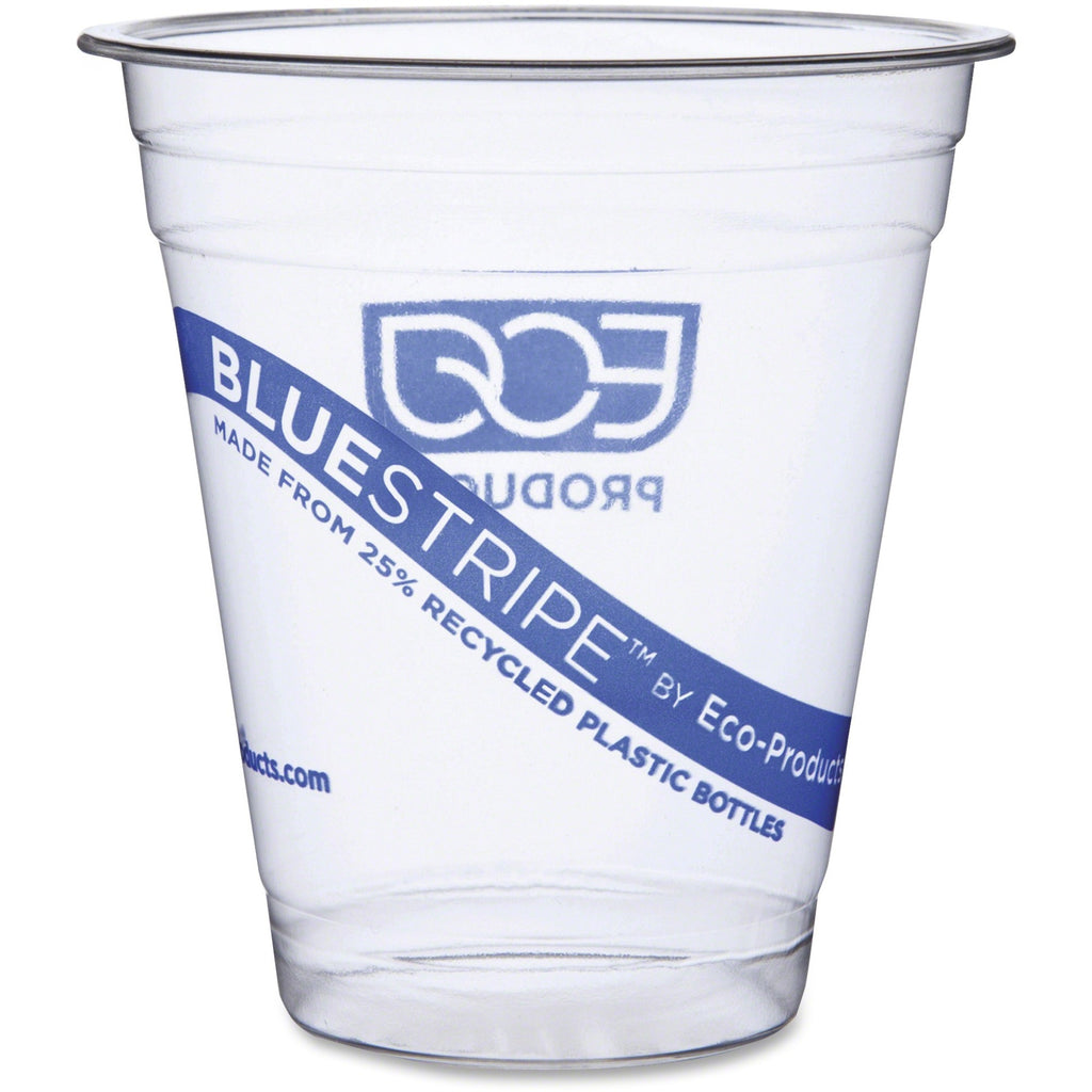 Eco Products BlueStripe Cold Cups 50PK