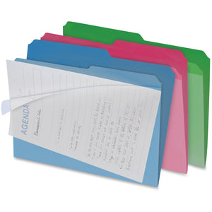 IdeaStream Find it C View Assorted. Interior Folders