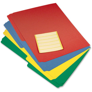 Filemode Extra capacity Poly File Folders