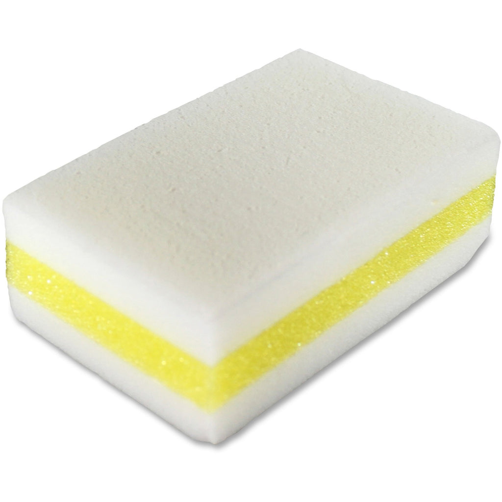 Genuine Joe Dual Sided Melamine Eraser Amazing Sponge