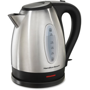Hamilton Beach 1.7L Stainless Steel Kettle