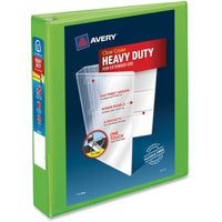 Avery Heavy Duty View Binders with Locking One Touch EZD Rings 1.5""