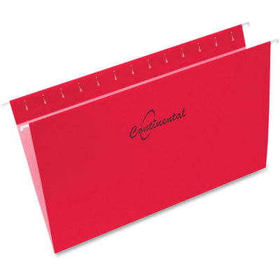 Continental Legal Size Hanging Folders 25PK