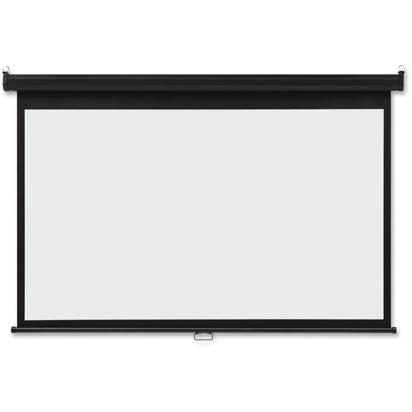 Acco Projection Screen   133in   16:9   Wall Mount  Surface Mount