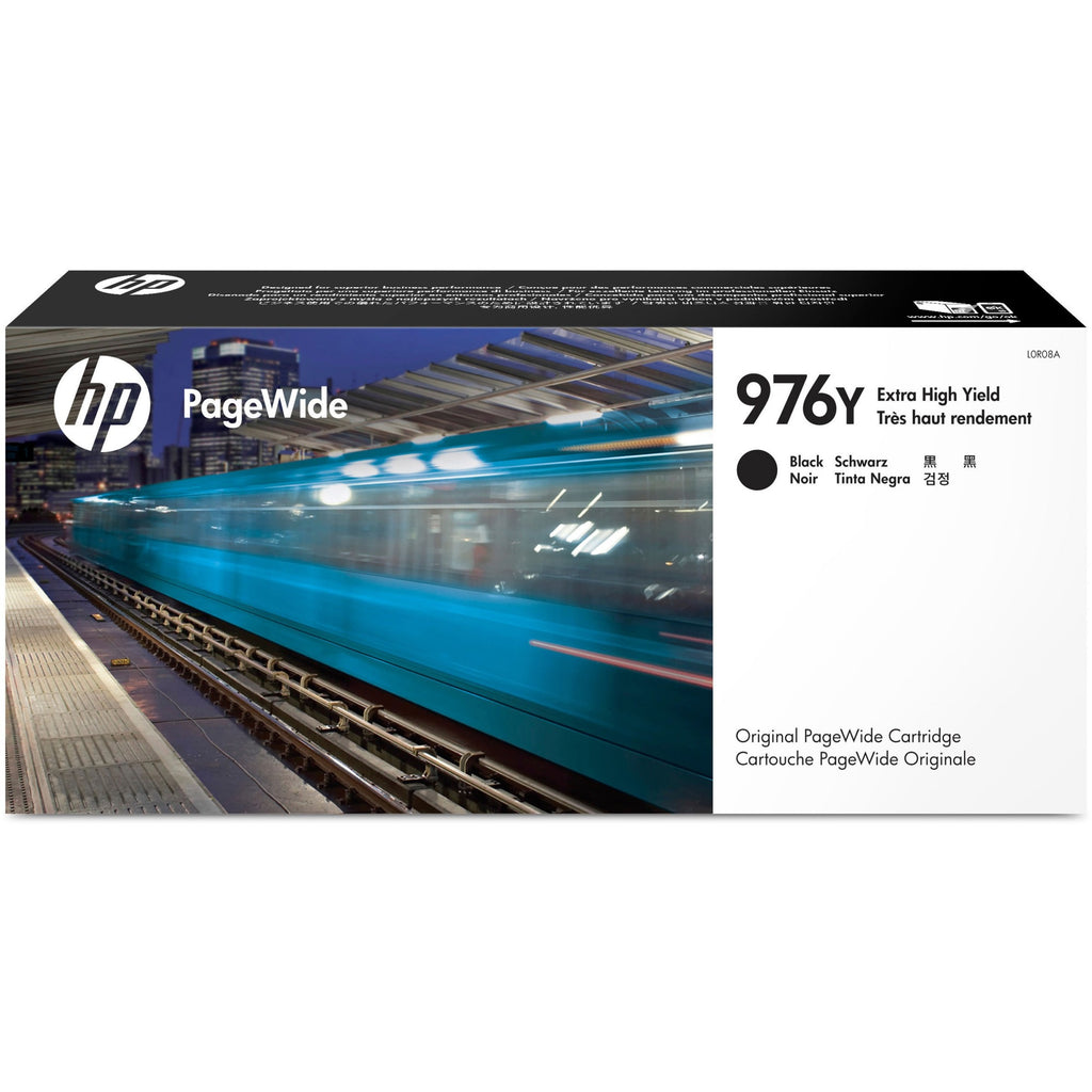 HP 976Y Original Ink Cartridge - Page Wide - Extra High Yield - 17000 Pages - Black - 1 Each