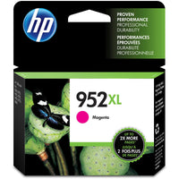 HP 952XL Original Ink Cartridge - Single Pack - Inkjet - High Yield - 1600 Pages - Magenta